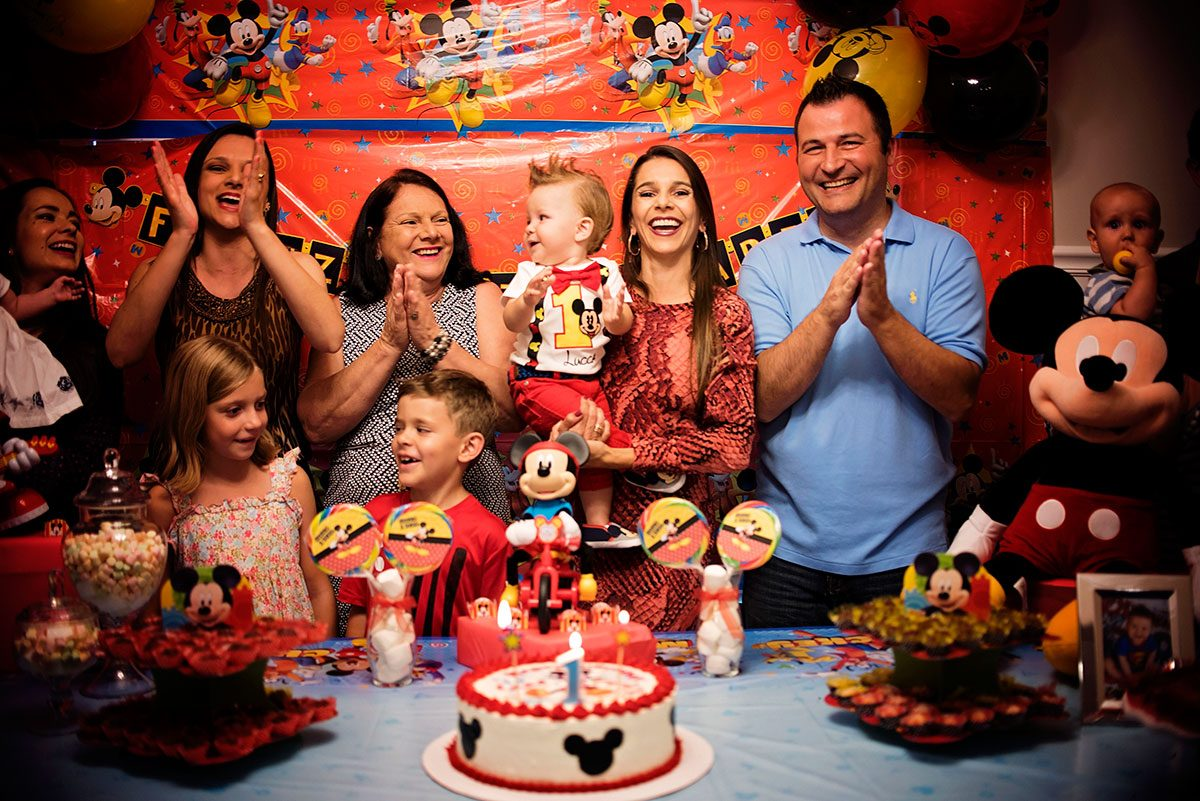 Birthday Lucca One Year in Greenville SC Photographer
