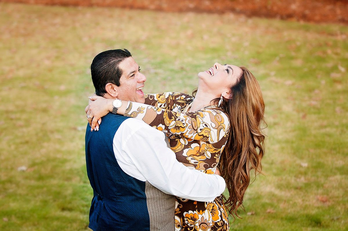 Engagement Pastor Mai in Greenville SC Photography