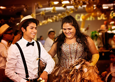 Antonia Quinceañera Party