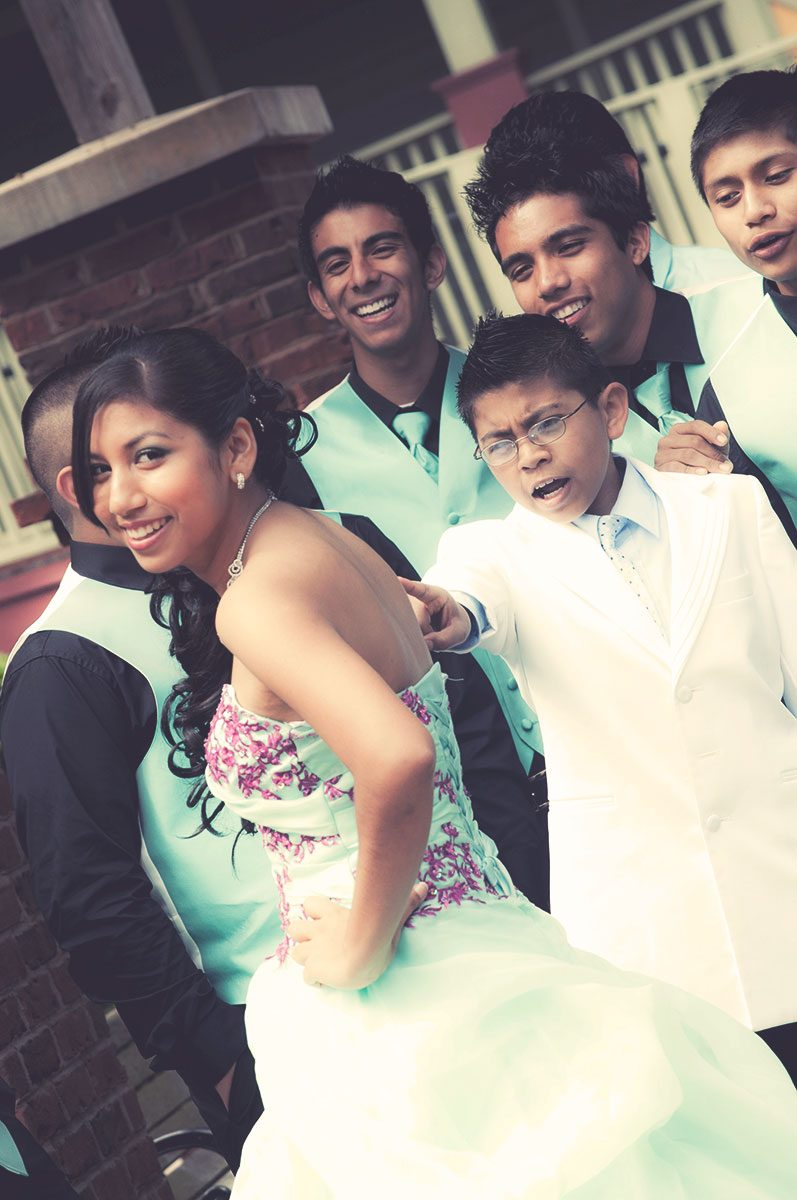 Quinceañera Claudia Party in Greenville SC Photographer