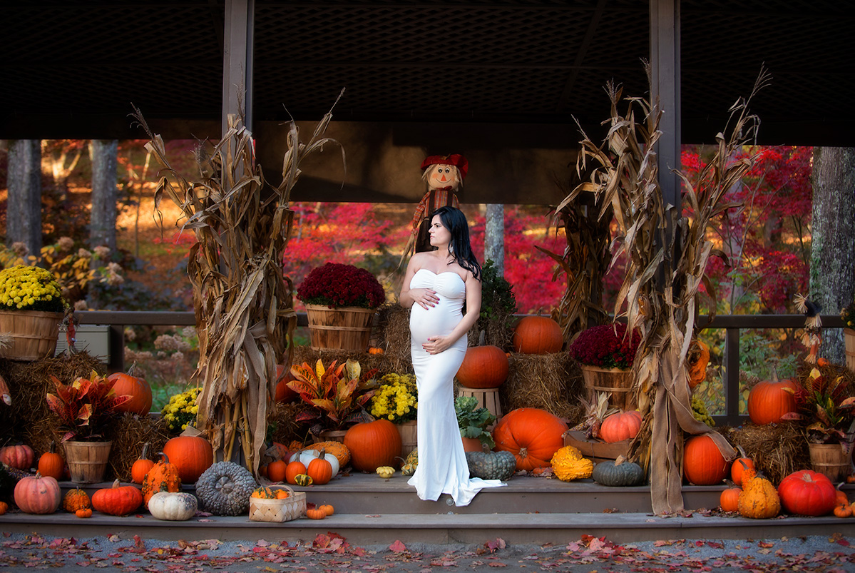 Luana Maternity Session in Greenville SC Photography